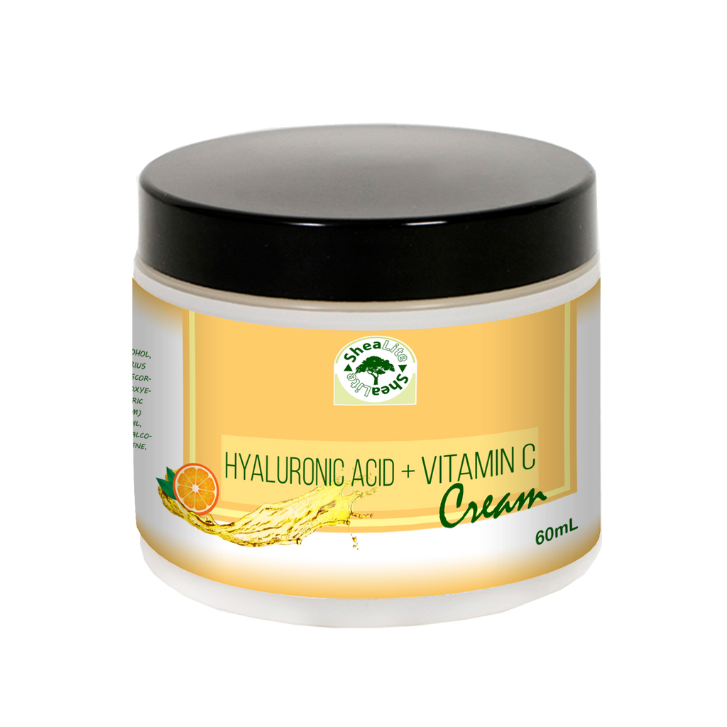 ⭐️ Award Winning Hyaluronic Acid Cream with Vitamin C