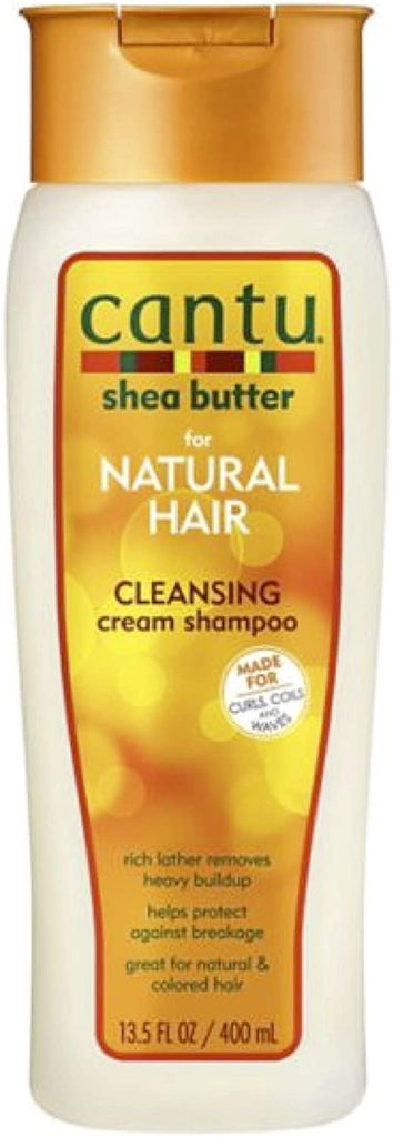Cantu Shea Butter for Natural Hair shampoo and conditioner, sulphate free