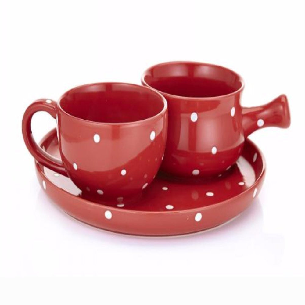 Temp-tations™ 3 Piece Coffee/ Soup Bowl Set - Perfect Gift For all Occasions