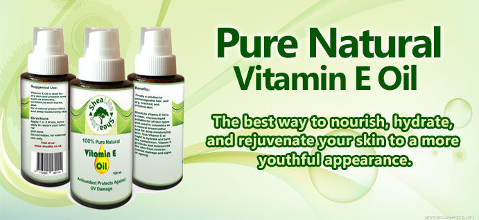 Pure Vitamin E Oil