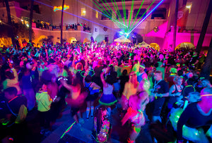 Essential Rentals for Epic Glow Parties!