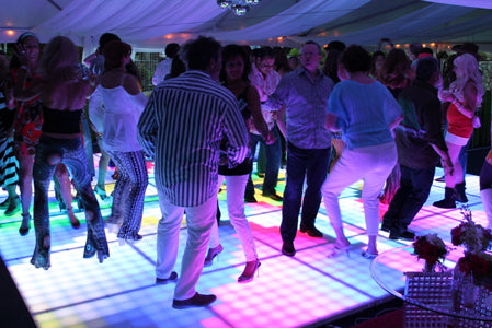 LED Dance Floor Rental Toronto