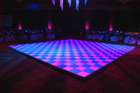 LED Dancefloor Rental Toronto