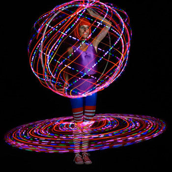 LED Hula Dancer