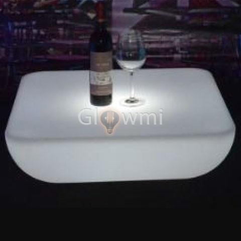 Glowmi LED Lounge/Coffee Tables LED Low Limo Lounge Table