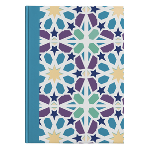 Kismet Mosaic Designer Hardcover Journal in 2 Sizes