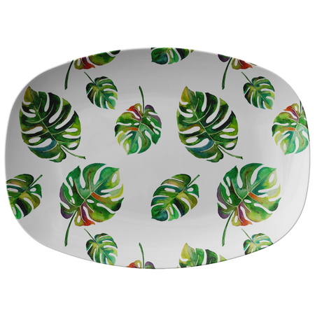 Butterfly Circle Designer Cutting Board - Durable Tempered Glass
