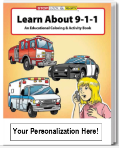 Learn About 911 Item #0200