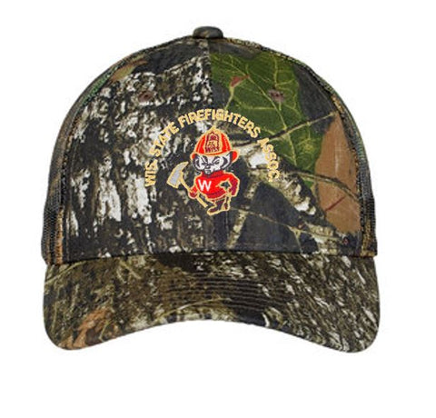 WSFA - Port Authority® Pro Camouflage Series Cap with Mesh Back