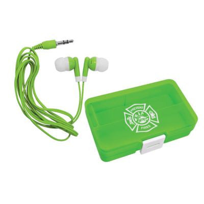Earbuds with Travel Case