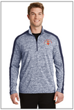WSFA - Sport-Tek® PosiCharge® Electric Heather Colorblock 1/4-Zip Pullover