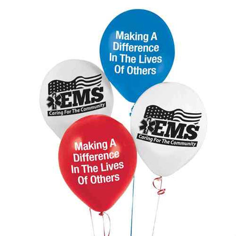 "Balloons <br> <font color=""blue""> EMS Celebration Balloons 50-Pack </font> <br><br>Item #BL-402V"