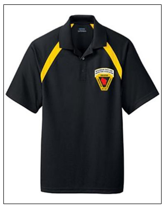 WSFIA EPerformance Pique Polo -  Clearance available in MEDIUM only.