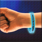 EMT Glow in the Dark Bracelet  Item # GN9513F