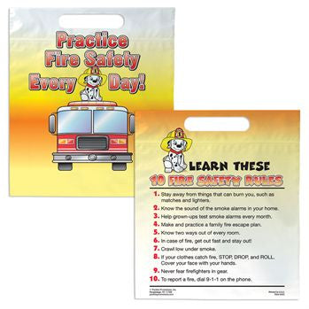 Bag, Goody, Practice Fire Safety Every Day GB-426E
