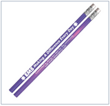 "20 Purple Pencils:    ""EMS Making A Difference Every Day"""