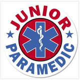 Junior Paramedic Sticker