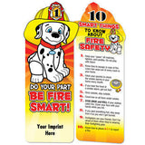 Bookmark Fire Safety Assortment Pack NT-4606