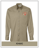 WSFA Long Sleeve Baby Twill Shirt (Khaki)