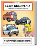 Stop Look & Learn Book Personalization