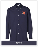WSFA Long Sleeve Baby Twill Shirt (Navy)