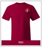 WSFA Short Sleeve T-Shirt (Red)