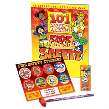 Fire Safety Educational Activity Pack