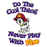 Tattoo Do the Cool Thing - Pack of 100 - TS-93P