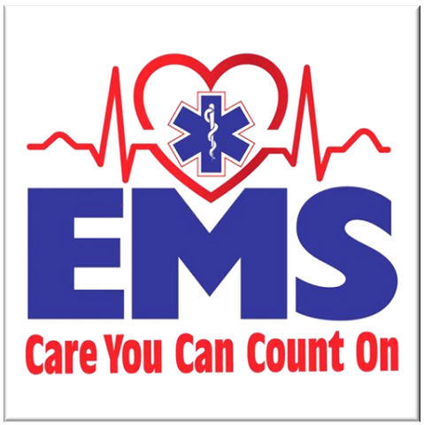 EMS: Care You Can Count On temporary tattoos