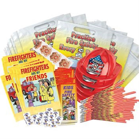 Firefighters Are My Friends Open House Kit-700 Items   VP-4714