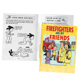 Jr. Firefighter Open House Kit - 500 Items<br>VP-4715