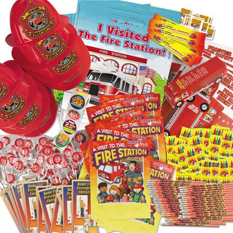 Fire Safety Prevention Open House Kit
