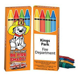 Crayons-Do Your Part Be Fire Smart <br> VP-5742