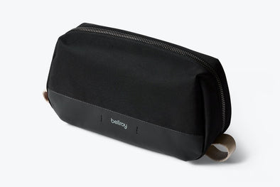 BELLROY DOPP KIT PREMIUM - BLACK SAND