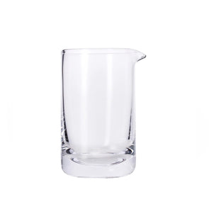 W&P MIXING GLASS