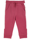 MILES INFANT JOGGER BABY - DUSTY PINK