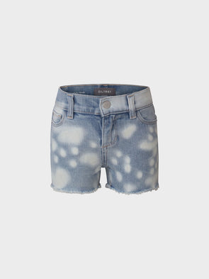 DL1961 PREMIUM DENIM LUCY TODDLER SHORT- BLEACH OUT