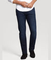 DL1961 PREMIUM DENIM RUSSELL SLIM STRAIGHT- INK