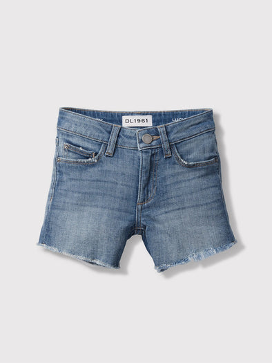 DL1961 PREMIUM DENIM LUCY CUT OFF SHORT- SANDCASTLE