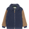 A MONDAY IN COPENHAGEN SEBASTIAN JACKET - BLUE INDIGO