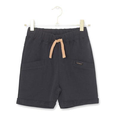 A MONDAY IN COPENHAGEN BAILEY SHORTS - DARK NAVY