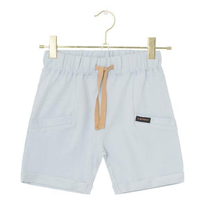 A MONDAY IN COPENHAGEN BAILEY SHORTS - PEARL BLUE