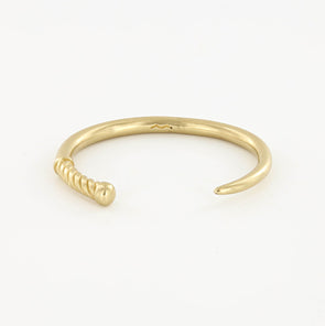 SAILORMADE FID CUFF- RAW BRASS