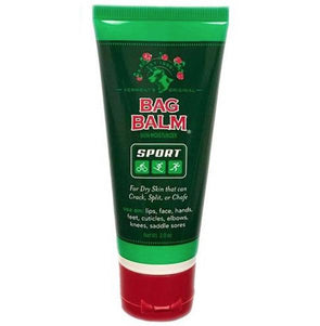 BAG BALM SPORT TUBE MOISTURIZER - 2OZ TUBE
