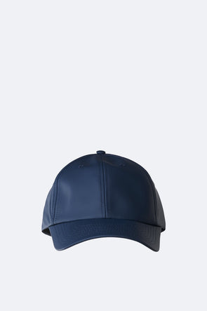 RAINS UNISEX CAP - BLUE