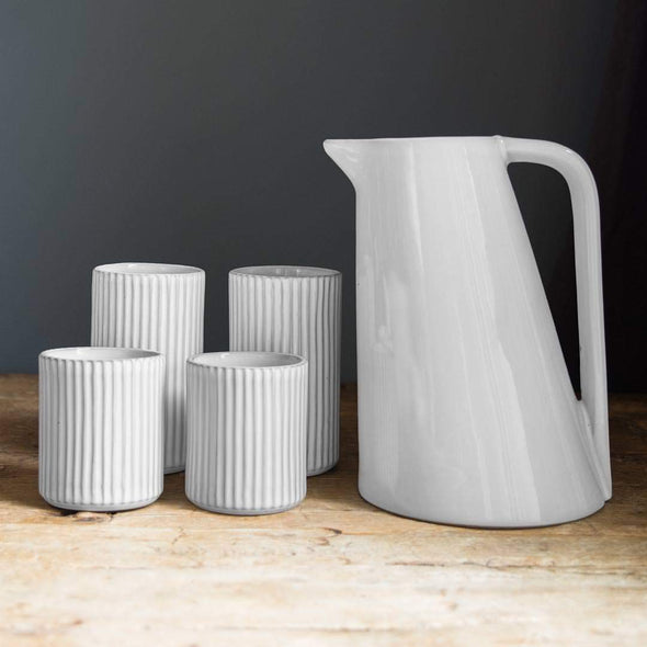 GATHER & SERVE CAMBRIA TUMBLERS - SHORT