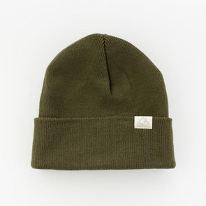 SEASLOPE BEANIE - EVERGREEN