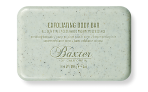 BAXTER OF CALIFORNIA- EXFOLIATING BODY BAR