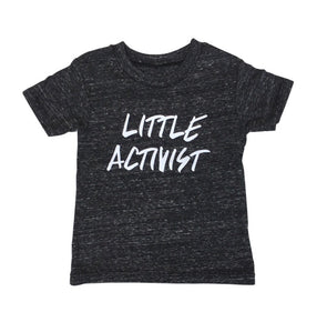 LOVE BUBBY LITTLE ACTIVIST T-SHIRT