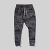 MUNSTERKIDS RIDE THIS WAY PANT - WASHED CHARCOAL